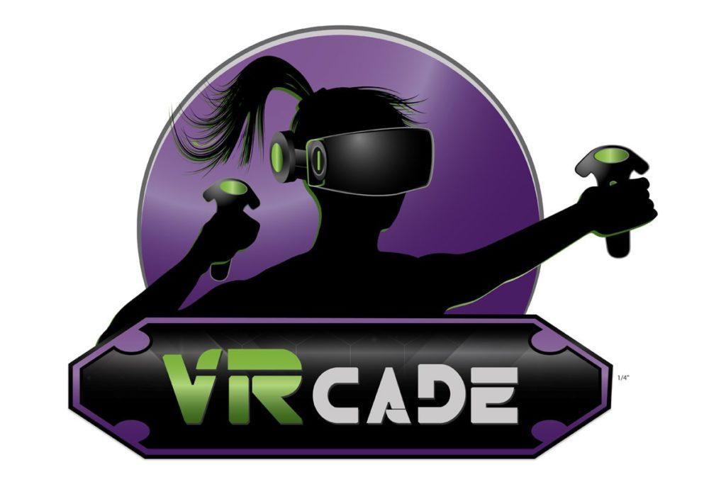 VRCADE - logo design
