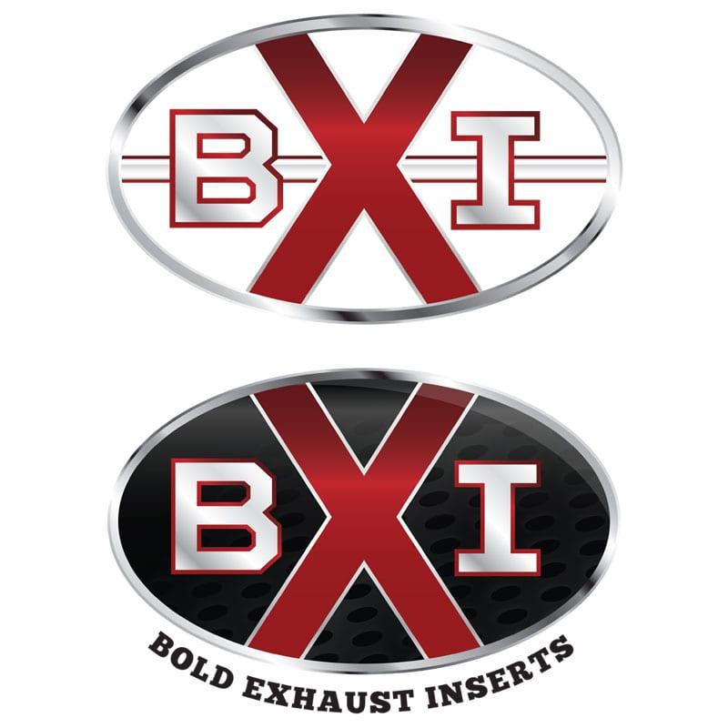 BXI logo design