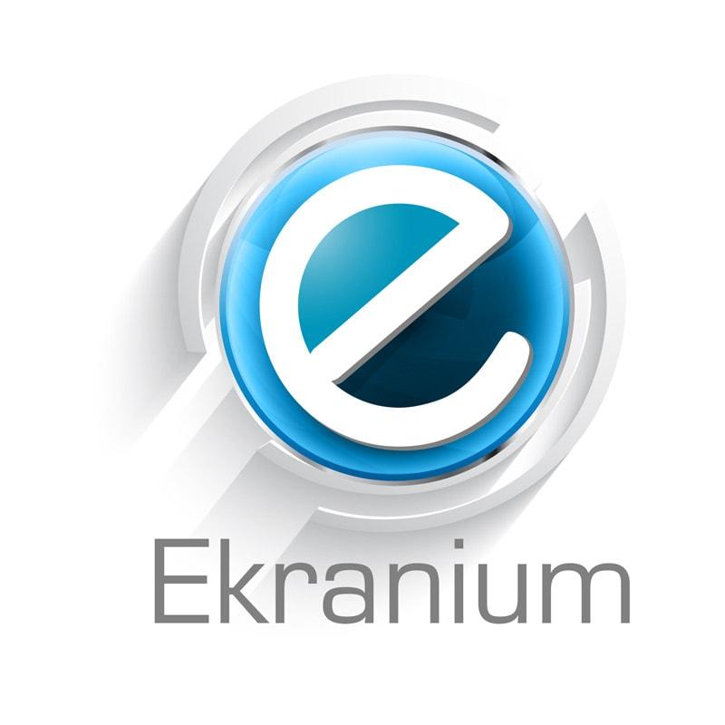 eKranium logo design