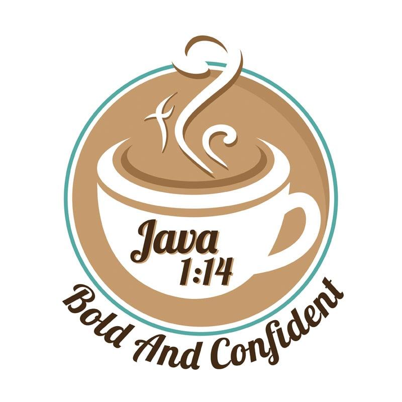 Java 114 logo design