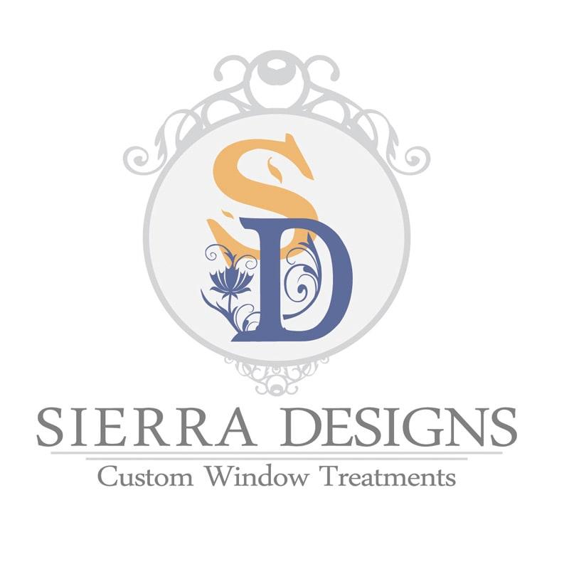 sierra designs logo design
