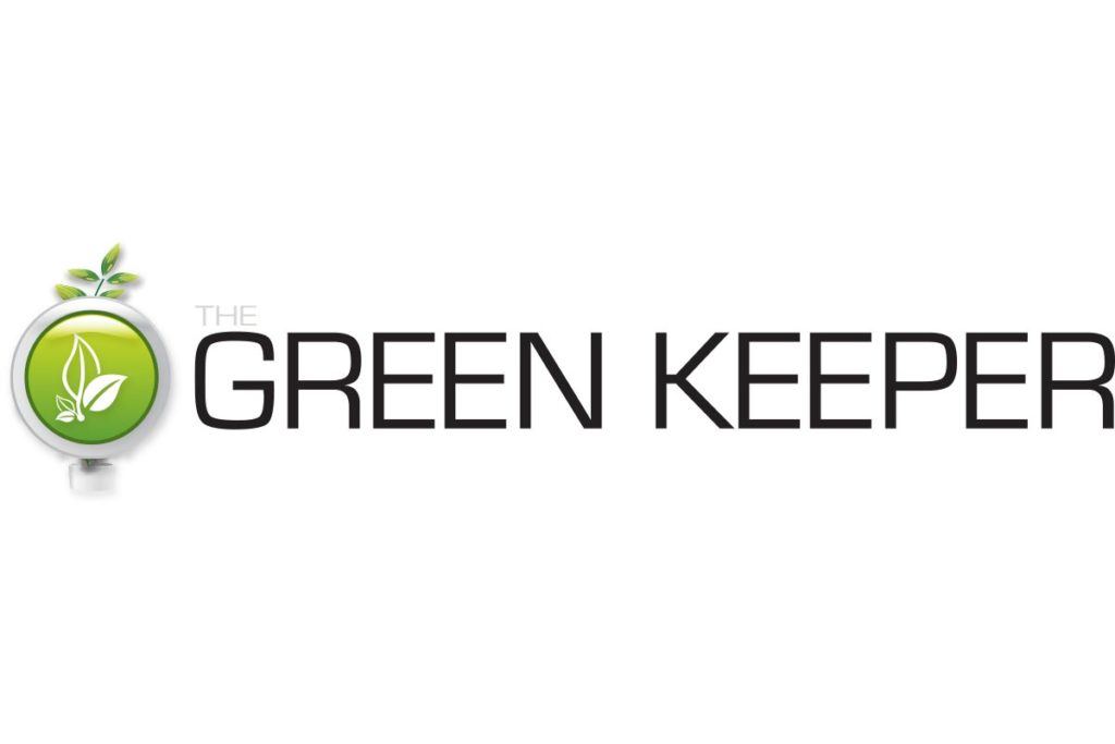 The Green Keeper logo
