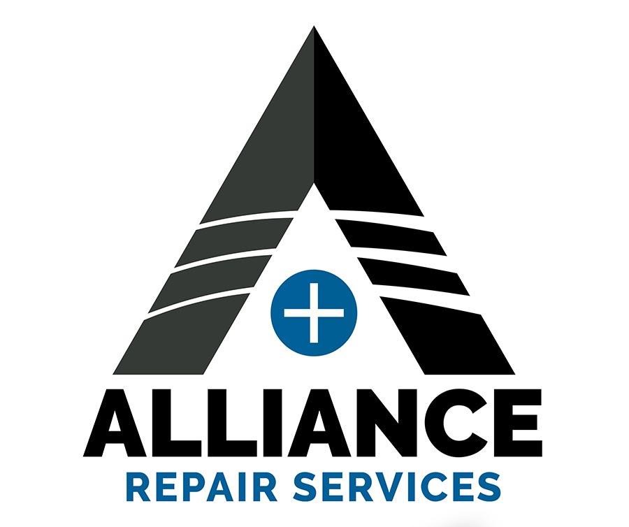 Alliance Repair Services - DJZ Legendary Creative logo design