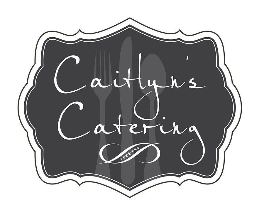 Caitlyns-Catering - DJZ Legendary Creative logo design