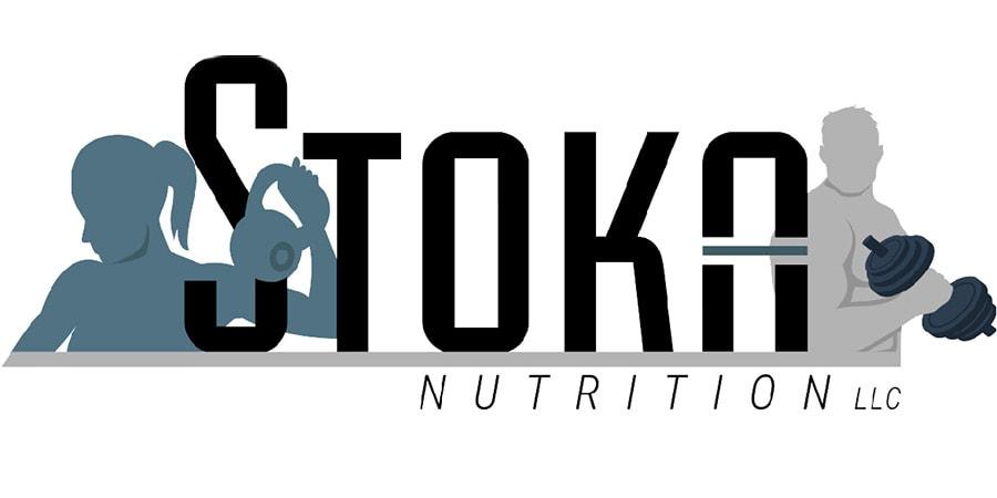 Stoka-Nutrition- DJZ Legendary Creative logo design