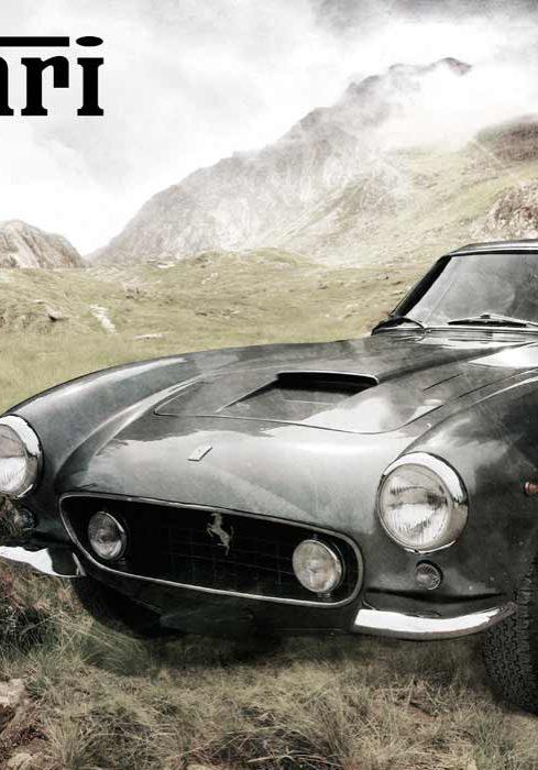 Ferrari Advertisement
