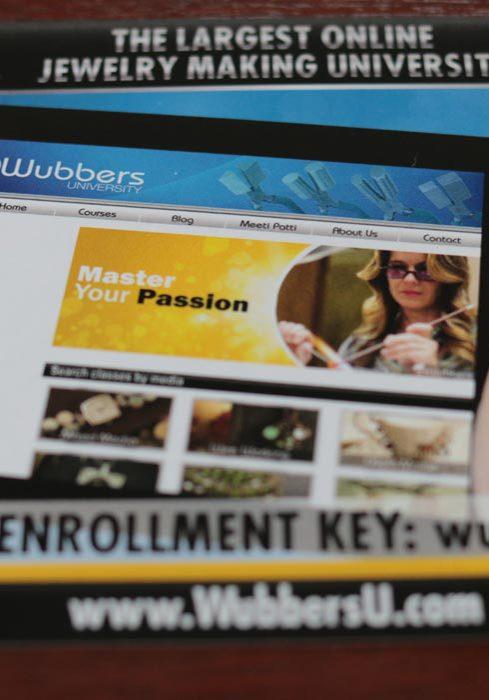 Wubbers University Flyer