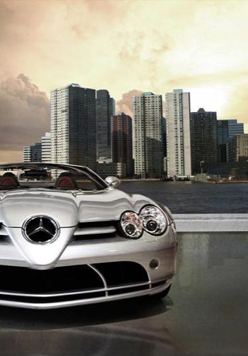 Benz Advertisement