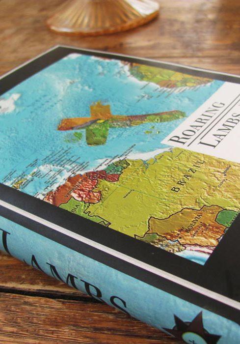 Roaring Lambs Book Cover