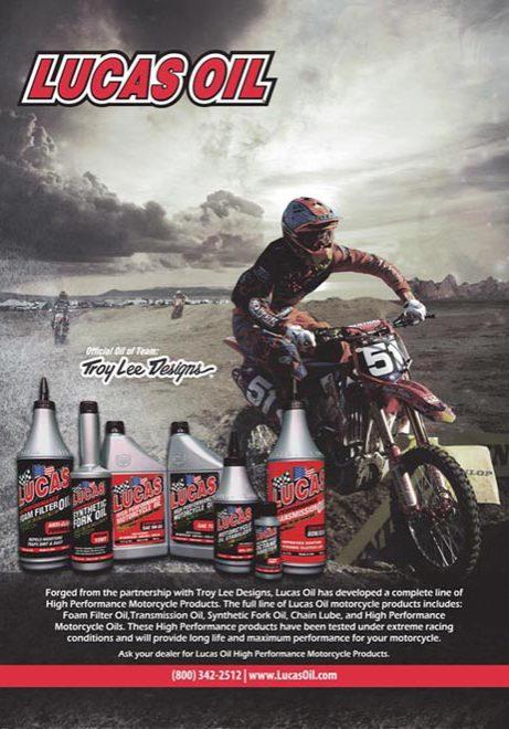 Off-Road Racing Advertisement
