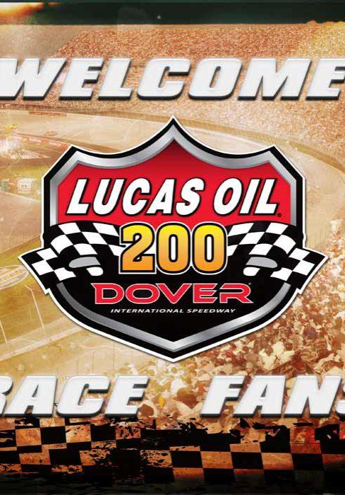 Dover International Speedway Signage